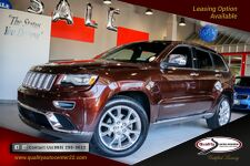 2015 Jeep Grand Cherokee Summit Navigation Panorama Roof 1-Owner