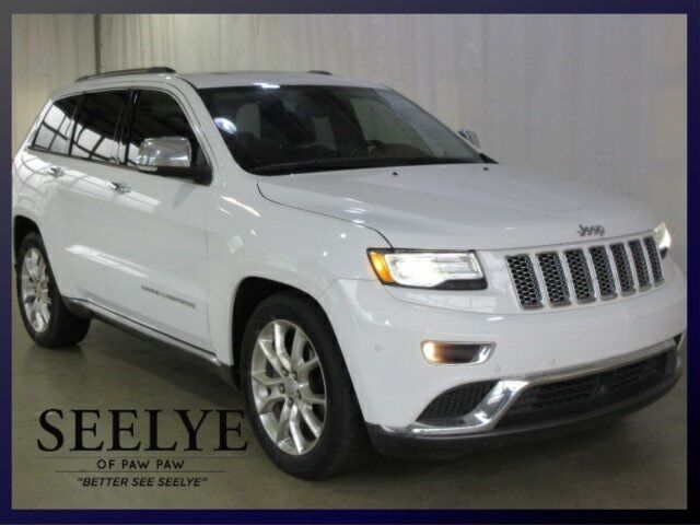 2015 Jeep Grand Cherokee Summit Paw Paw MI