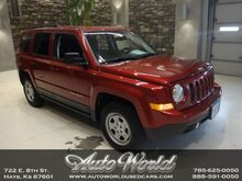 2015_Jeep_PATRIOT SPORT 4X4__ Hays KS