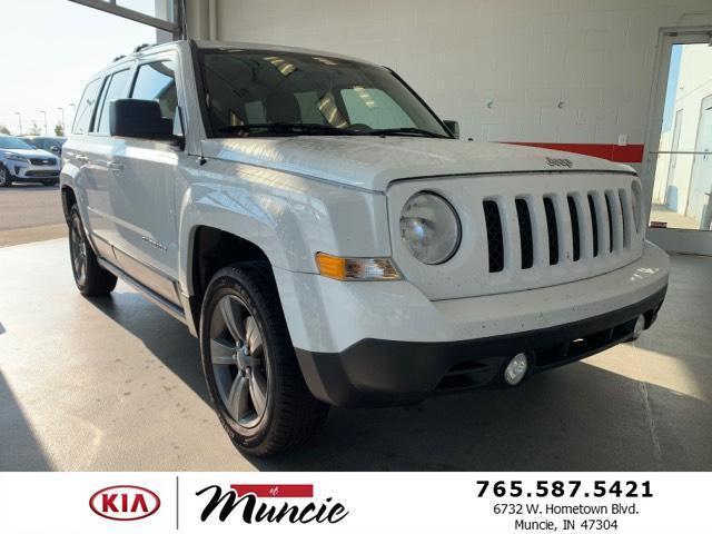 2015 Jeep Patriot 4WD 4dr High Altitude Edition Muncie IN