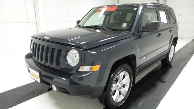 2015 Jeep Patriot 4WD 4dr Latitude Topeka KS