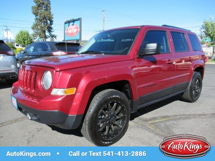 2015 Jeep Patriot 4WD Sport Altitude Bend OR