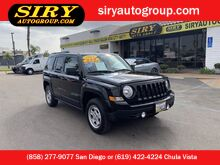 2015_Jeep_Patriot 4WD_Sport_ San Diego CA