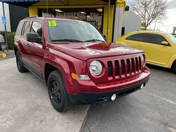 2015_Jeep_Patriot_4d SUV FWD Sport_ Albuquerque NM