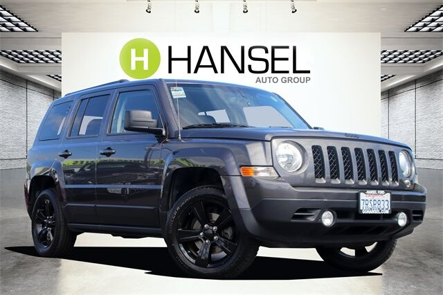 2015 Jeep Patriot Altitude Santa Rosa CA