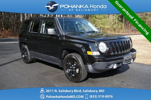 2015_Jeep_Patriot_Altitude ** GUARANTEED FINANCING **_ Salisbury MD