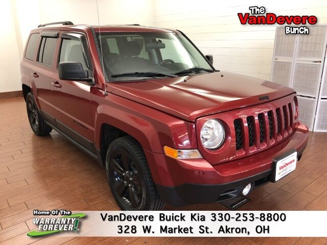 2015 Jeep Patriot Altitude Akron OH
