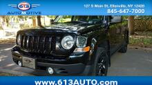 2015_Jeep_Patriot_Altitude Edition 4WD_ Ulster County NY