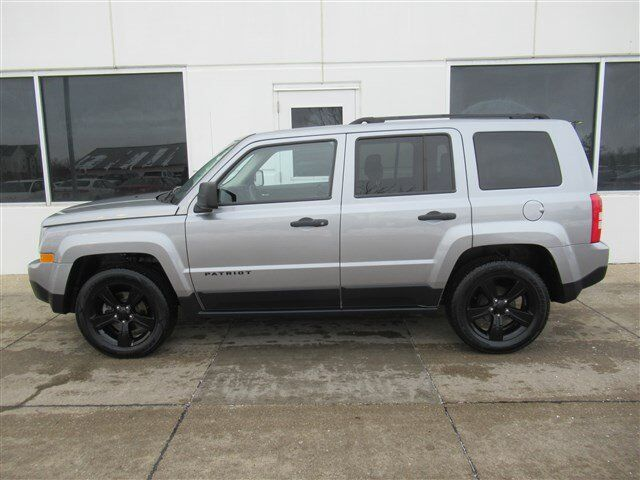 2015 Jeep Patriot Altitude Edition FWD Moline IL