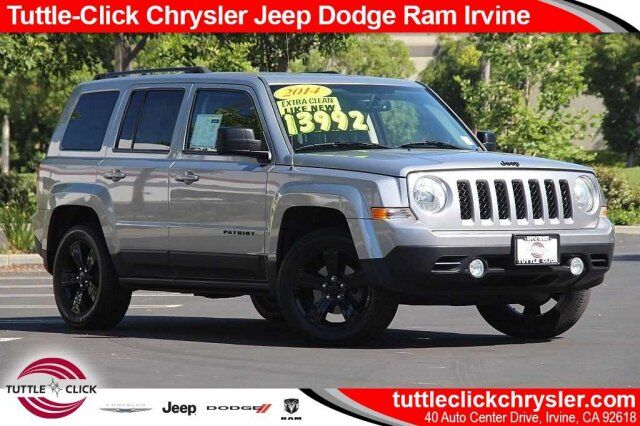 2015 Jeep Patriot Altitude Edition Irvine CA