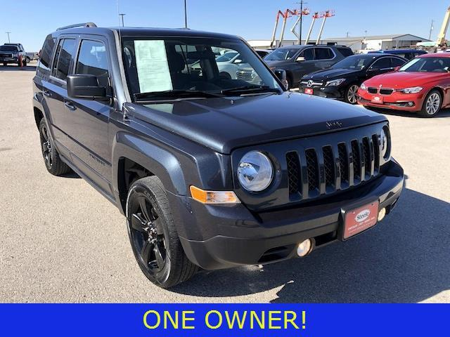 2015 Jeep Patriot Altitude Edition Gonzales TX