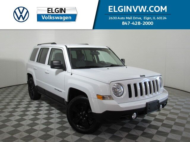 2015 Jeep Patriot Altitude Elgin IL