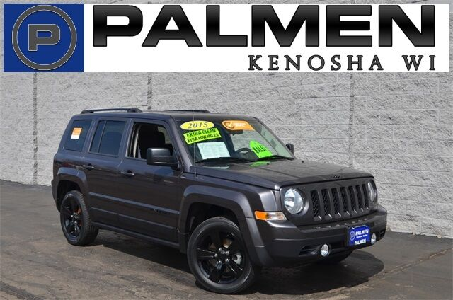 2015 Jeep Patriot Altitude Kenosha WI