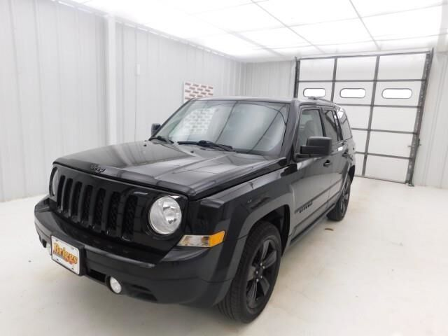 2015 Jeep Patriot FWD 4dr Altitude Edition Manhattan KS