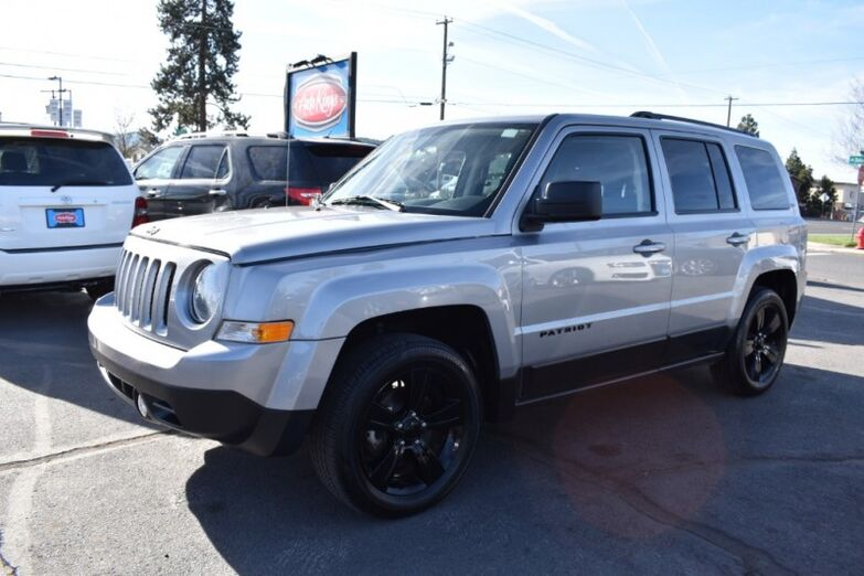 2015 Jeep Patriot FWD Altitude Bend OR