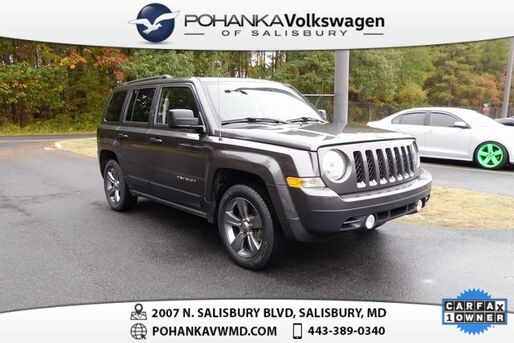 2015_Jeep_Patriot_High Altitude ** HOLIDAY SALE ** LEATHER ** GREAT BUY **_ Salisbury MD