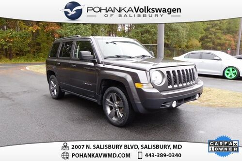 2015_Jeep_Patriot_High Altitude ** WEEKEND SALE ** LEATHER ** GREAT BUY **_ Salisbury MD