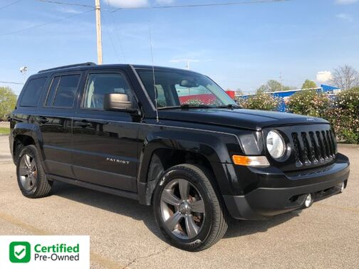 2015_Jeep_Patriot_High Altitude 4WD_ Frankfort KY