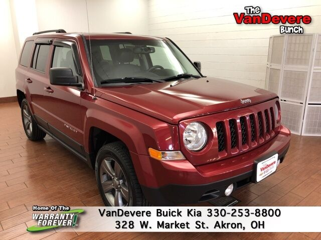 2015 Jeep Patriot High Altitude Akron OH