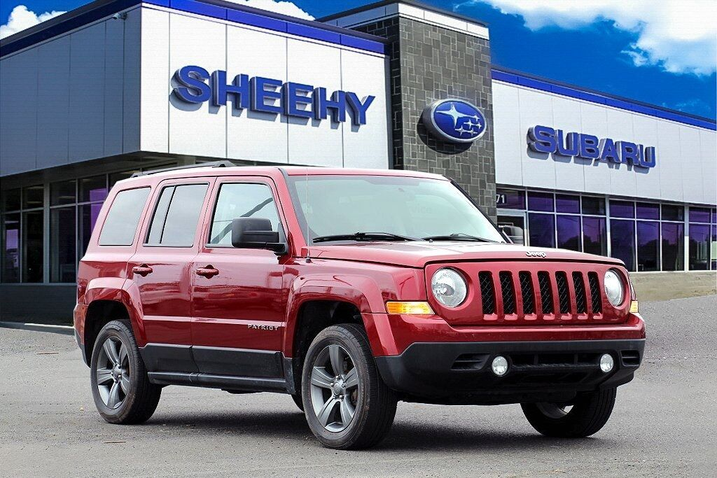 2015 Jeep Patriot High Altitude Springfield VA