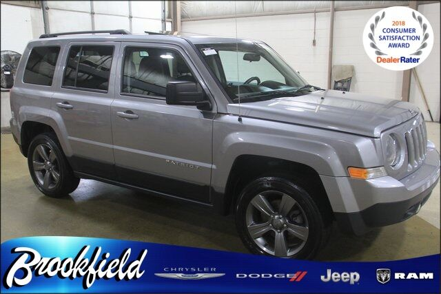 2015 Jeep Patriot High Altitude Benton Harbor MI