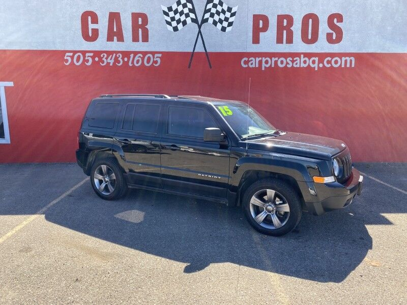 2015 Jeep Patriot High Altitude Edition Albuquerque NM