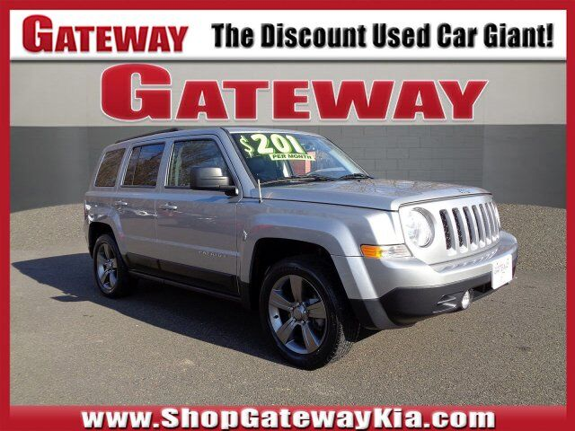 2015 Jeep Patriot High Altitude Edition Denville NJ