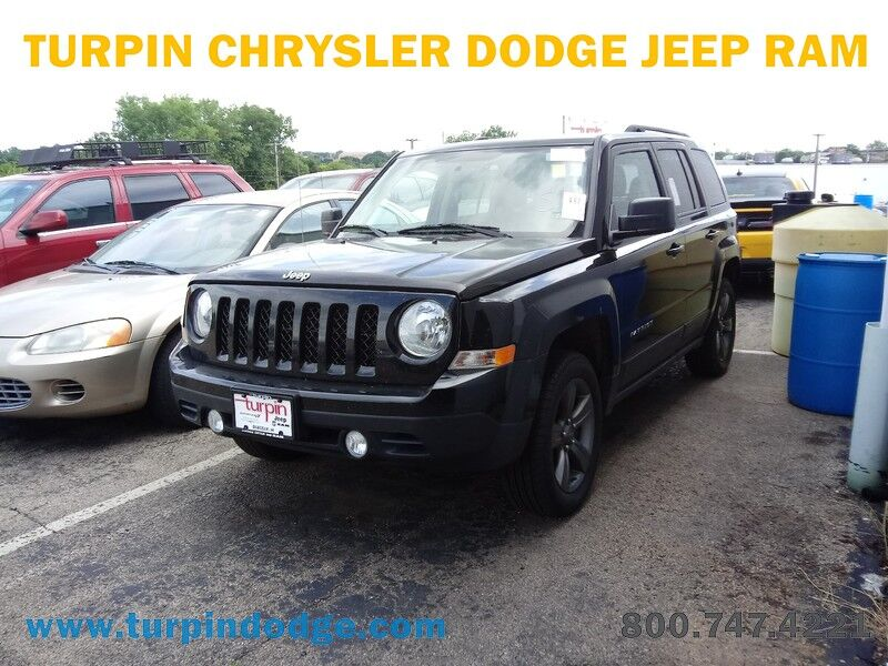 2015 Jeep Patriot High Altitude Edition Dubuque IA
