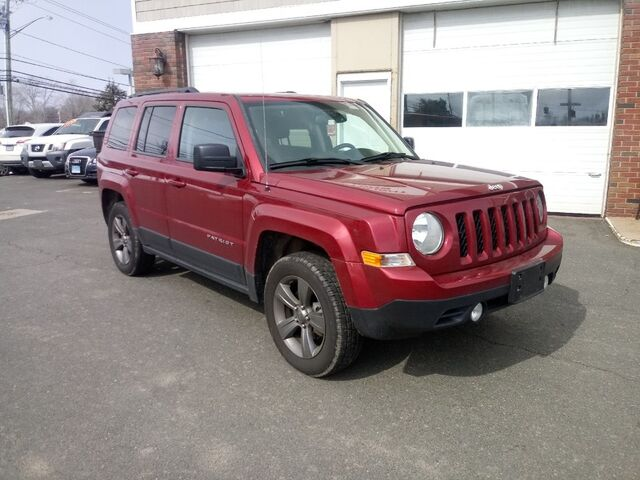 2015 Jeep Patriot High Altitude Edition East Windsor CT