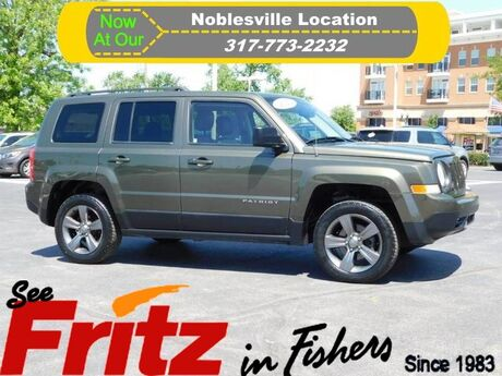 2015 Jeep Patriot High Altitude Edition Fishers IN