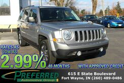 2015_Jeep_Patriot_High Altitude Edition_ Fort Wayne Auburn and Kendallville IN