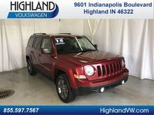 2015_Jeep_Patriot_High Altitude Edition_ Highland IN