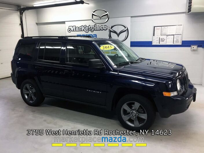2015 Jeep Patriot High Altitude Edition Rochester NY