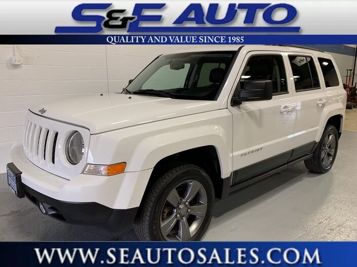2015 Jeep Patriot High Altitude Edition Weymouth MA