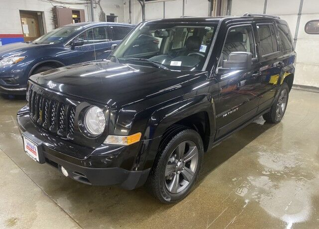 2015 Jeep Patriot High Altitude Edition Worcester MA