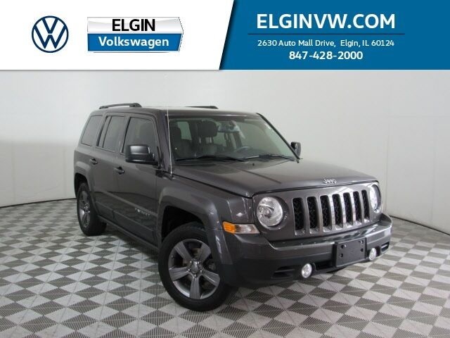 2015 Jeep Patriot High Altitude Elgin IL