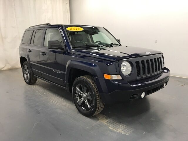 2015 Jeep Patriot High Altitude Holland MI