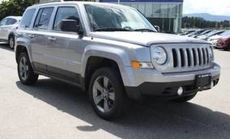 2015 Jeep Patriot High Altitude Kelowna BC