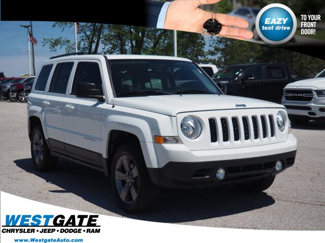 2015 Jeep Patriot High Altitude Plainfield IN