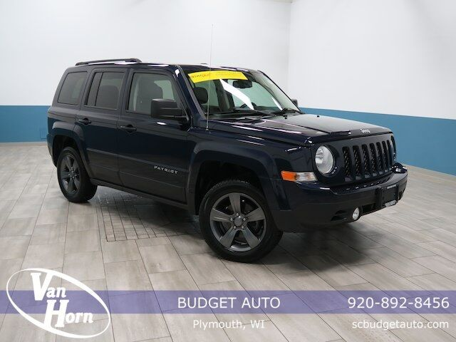 2015 Jeep Patriot High Altitude Plymouth WI