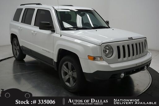 2015_Jeep_Patriot_High Altitude SUNROOF,HTD STS,17IN WHLS_ Plano TX