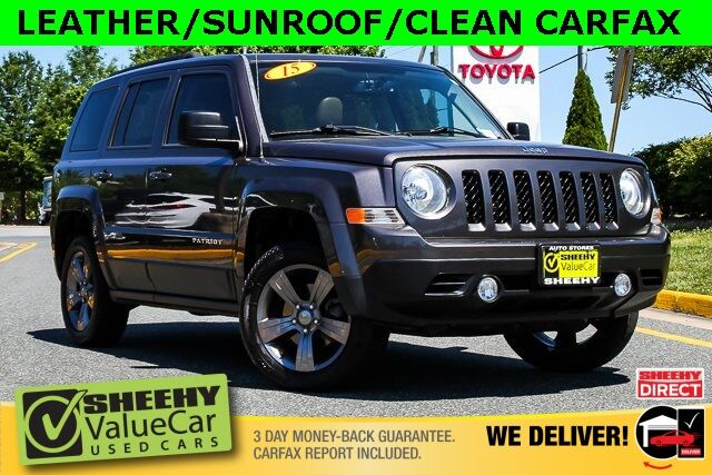 2015 Jeep Patriot High Altitude Stafford VA