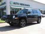 2015 Jeep Patriot Latitude 2WD LEATHER, SUNROOF, HTD FRONT SEATS, REMOTE START, USB/AUX INPUT