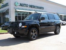 2015_Jeep_Patriot_Latitude 2WD LEATHER, SUNROOF, HTD FRONT SEATS, REMOTE START, USB/AUX INPUT_ Plano TX