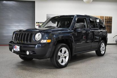 2015_Jeep_Patriot_Latitude_ Boston MA