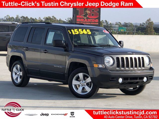 2015 Jeep Patriot Latitude Tustin CA