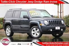 2015_Jeep_Patriot_Latitude_ Irvine CA