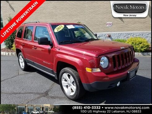 2015_Jeep_Patriot_Latitude_ Lebanon NJ