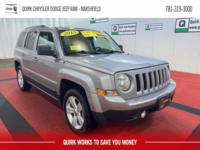 2015 Jeep Patriot Latitude Marshfield MA