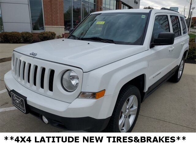 2015 Jeep Patriot Latitude Mayfield Village OH